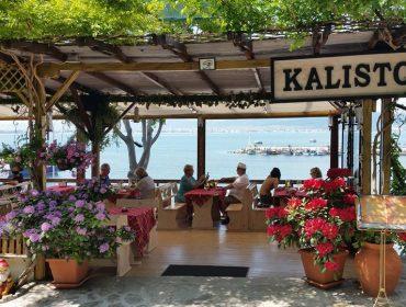 Заведение на брега в Несебър | Ресторант Калисто