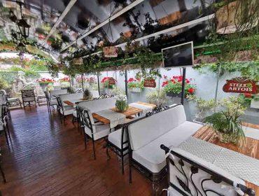 Вкусна храна и приятна лятна градина в кв. Бояна и кв. Овча купел | Ресторанти The School