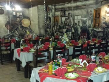 Ресторант градина Франел Панагюрище