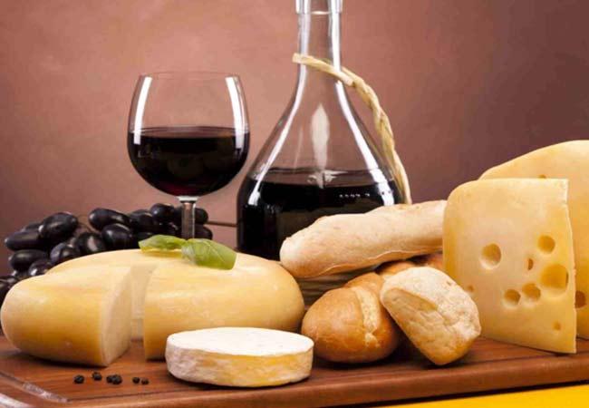 Правила при комбиниране на вино и храна