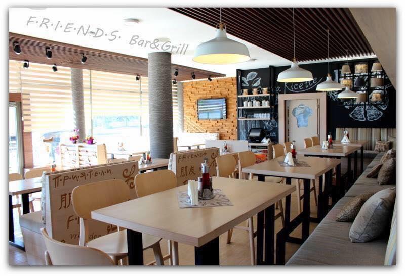 Заведение с вкусна кухня в Кюстендил   Friends Bar&Grill